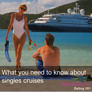 What you need to know about singles cruises