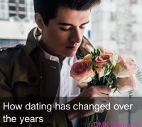 How dating has changed over the years