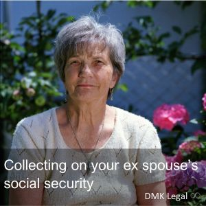 How to collect on your ex's social security