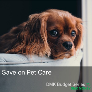 Save money on pet care