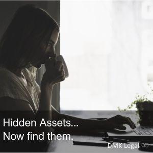 Hidden Assets. Now find them.