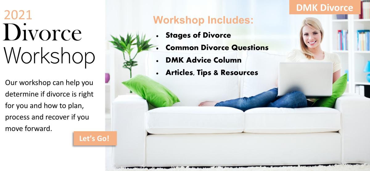 DMK Divorce Workshop