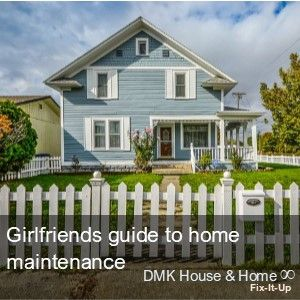 Girlfriends guide to home maintenance, Winter 2021