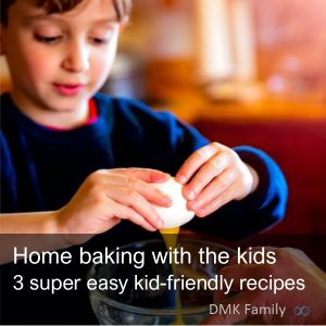 3 super easy kid-friendly recipes