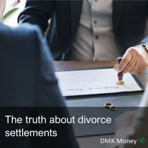 The truth about divorce settlements