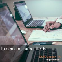 In demand career fields