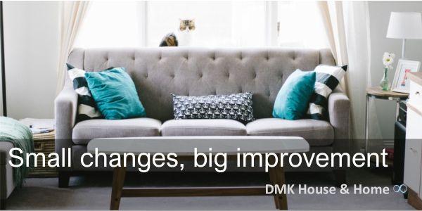 Small Changes, Big Improvement