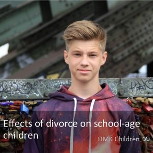 Effects of divorce on school aged children