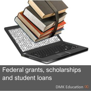 Pell grants, scholarships and student loans