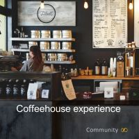 Coffeehouse experience