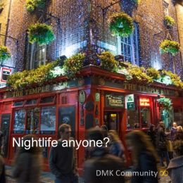 Nightlife anyone?